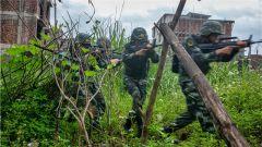 """武警桂林支队:设真设难""""敌情"""" 从难从严练兵"""