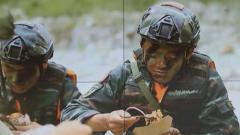 """【武警 记者亲历""""魔鬼周""""训练】单兵自热食品 吃饭也是战斗的一部分"""