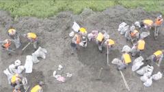 桂林联勤保障中心某仓库:紧贴实战锤炼防汛能力