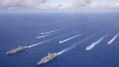 六月以来三次双航母演习 美国在亚太动作频频为哪般?