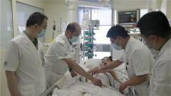 解放军总医院普通外科医学部成功救治一名危重军人