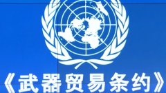中方向联合国交存《武器贸易条约》加入书