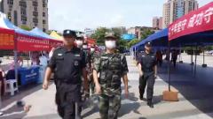 湖南:武警官兵加大安保力度 为高考公平护航