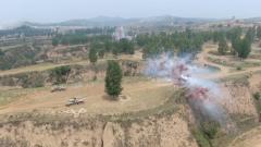 【第一军视】火力全开战味足!直击陆军合成营实弹战术演练