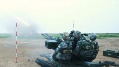 """陆军第82集团军某旅:昼夜鏖战 防空利器密织""""天网"""""""