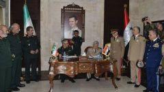 敘利亞和伊朗簽署綜合性軍事協議