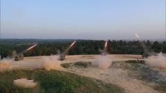 【直击演训场】多型火炮跨昼夜联合打击 发挥最大火力效能