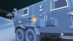 """坦克战车""""护心符"""" !揭秘国产球形非金属阻隔防爆材料的威力"""