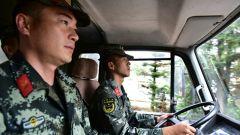 武警曲靖支队:每日行驶300余公里 复杂道路锤炼驾驶技能