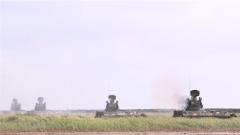 陆军第73集团军:多弹种实弹射击 检验防空火力打击能力
