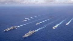美在南海的军事挑衅注定徒劳无功