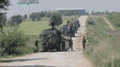 直击陆军第80集团军某红军旅连战术考核现场