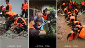 【軍視界】抗洪搶險 子弟兵在行動