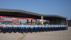 这场仪式过后,空军首批某新型高教机飞行学员即将奔赴战斗部队!