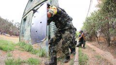 战酷暑砺斗志!武警云南总队机动第一支队开展夏季大练兵活动