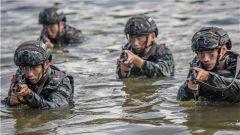 练为战 战必胜!武警来宾支队开展野外实战化训练