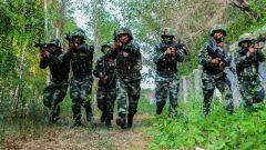 武警新疆总队克拉玛依支队夏季实战化练兵掠影