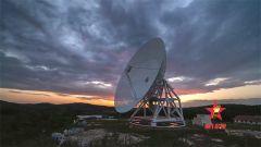 【第一军视】西安卫星测控中心调配多颗卫星支援抗洪抢险