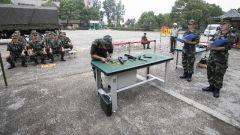 武警岳阳支队:锤炼过硬本领 铸造坚实后盾