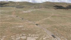 突破极限 创新战法 西藏军区某旅开展快速机动演练