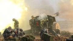 陆军第80集团军某炮兵旅:实弹演练 检验炮兵装备作战效能