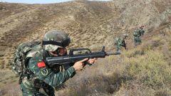 武警塔城支队:聚焦练兵备战 狠抓实战化训练
