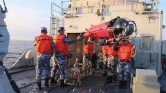 【直击演训场】海军反水雷演练 多兵种协同提升防御能力