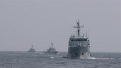 海军某基地聚焦实战背景组织反水雷演练