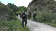 武警第一机动总队某支队:千里机动 锤炼高原反恐制胜能力