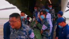 空军出动运-9医疗救护机紧急转运危重伤员