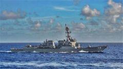 """专家:为挑拨中国与地区国家关系 美国要在南海开启""""五毒俱全""""模式"""