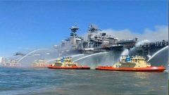 大型军舰火灾竟暴露出美国海军的这一秘密