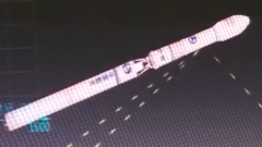 亚太6D卫星成功定点 正式移交测控权