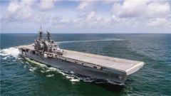 专家:火灾事故打乱美海军部署计划 新舰仓促服役补位