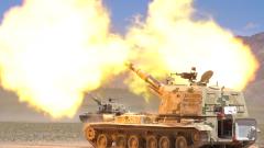 【第一军视】火力强劲!雪域高原极限考核 炮兵分队重装上阵