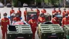 应急管理部:消防救援队伍定向招录5000名退役士兵