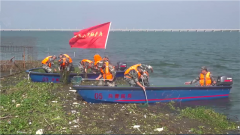 【抢险救灾 子弟兵在行动】江西九江:战洪魔!民兵队伍显身手