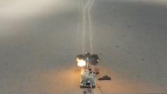 陆军第76集团军某旅:雪域高原开展炮兵实弹射击考核