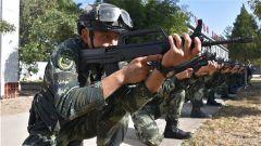 武警北京总队执勤第十二支队:紧盯短板强本领 夯实基础打胜仗