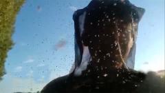 随手一巴掌能拍死几十只蚊子?这是边防战士的巡逻日常