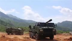 陆军第73集团军某炮兵旅:实弹射击 检验新装备战斗力