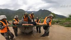陆军第75集团军:工兵防汛救援演练迎战汛期