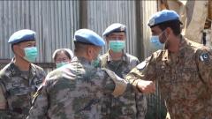 联刚稳定团南部战区司令高度评价中国赴刚果(金)维和部队