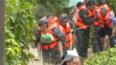 【抢险救灾 子弟兵在行动】湖北恩施:突发特大暴雨 多路民兵紧急救援
