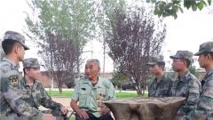 中部战区陆军某旅开展学习英雄主题党日活动