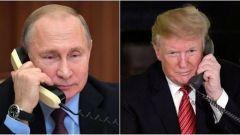 特朗普与普京此时通电话有何目的?专家:争取发起核竞赛的主动权