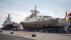 3地造船厂同时开工造6舰 俄将继续建设现代化舰队