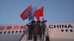 中国第19批赴黎巴嫩维和部队出征