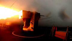 沧海磨利刃  浪哮炮争鸣   北部战区海军某护卫舰支队舰艇编队实战化训练影像