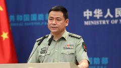 國防部:臺灣前途在于國家統一,臺灣同胞福祉系于民族復興